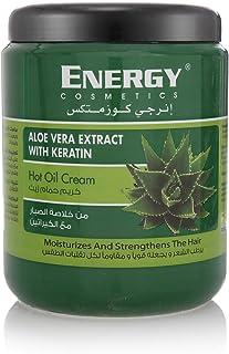 Energy Energy Keratin Hot Oil Cream Aloe Vera 1000 Ml