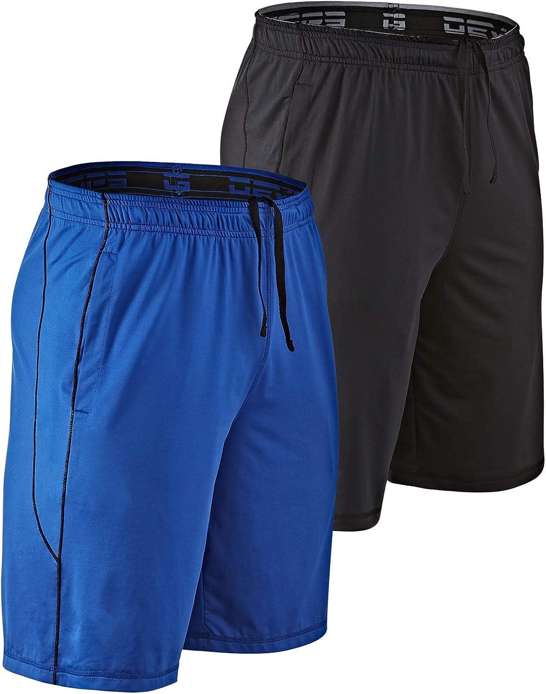 DEVOPS Kansas City Mall Men's Superlatite 2-Pack Loose-Fit 10