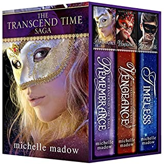 The Transcend Time Saga: The Complete Series                   By:                                                                                                                                 Michelle Madow                               Narrated by:                                                                                                                                 Andrea Emmes                      Length: 12 hrs and 57 mins     3 ratings     Overall 4.0