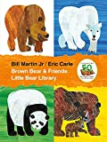Brown Bear and Friends Little Bear Library