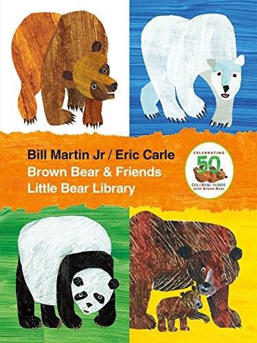 Brown Bear & Friends Little Bear Library (Brown Bear and Friends)