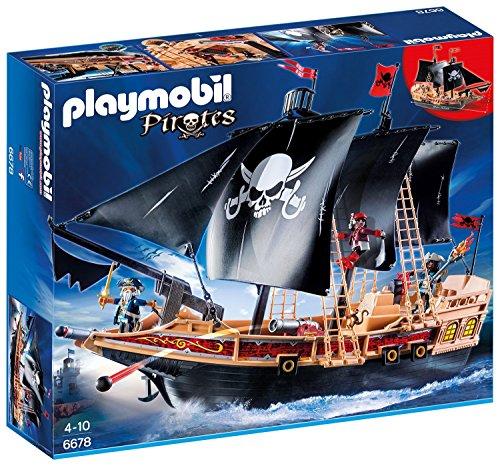 Playmobil(プレイモービル) 黒い帆の海賊船 6678 [並行輸入品]