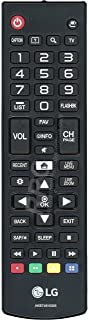 LG AKB74915305 TV Remote Control for 43UH6030 43UH6100 43UH6500 49UH6030 49UH6090 49UH6100 49UH6500 50UH5500 50UH5530 55UH...