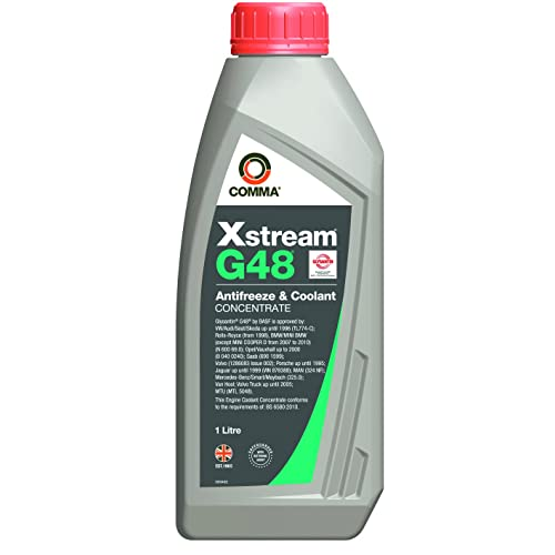 Comma XSG1L 1L Xstream G48 Antifreeze and Coolant Concentrate