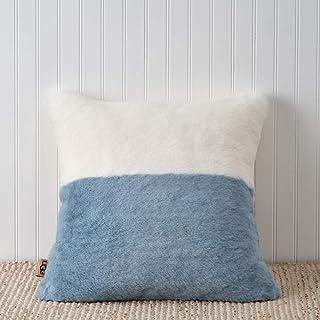 "UGGPippaDecorative Throw Pillow - 20"" x 20"" - Square Accent Pillow - Surf Blue"