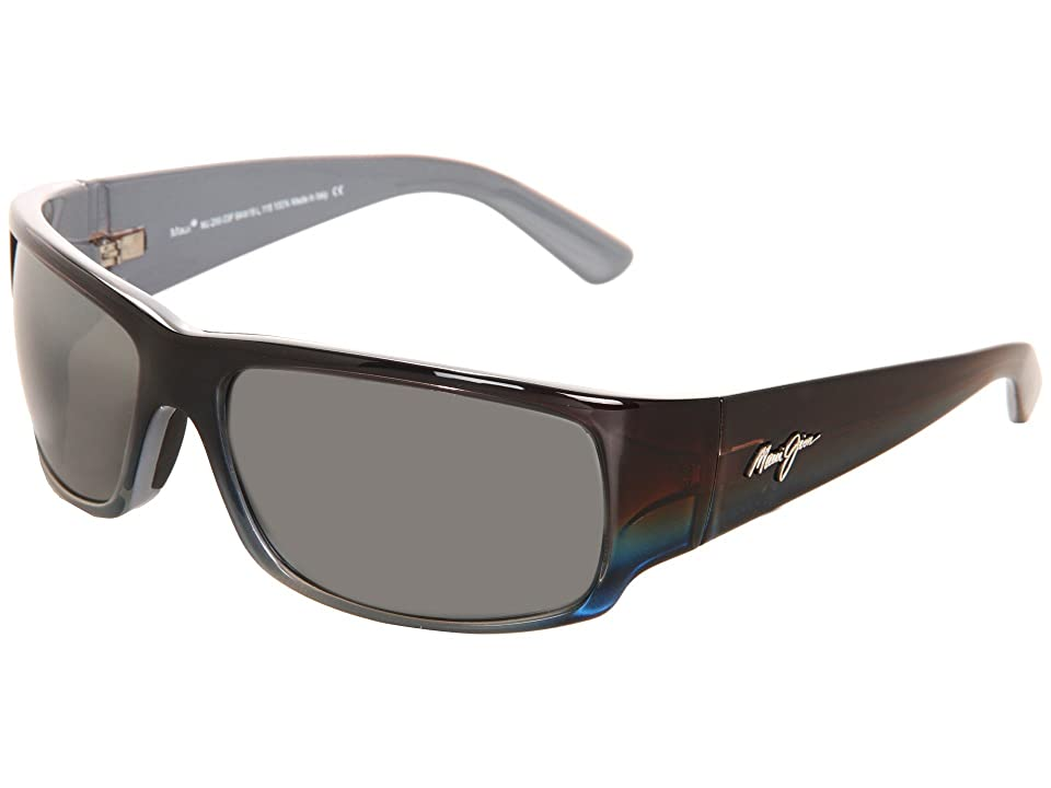 Maui Jim World Cup (Marlin/Neutral Grey) Sport Sunglasses