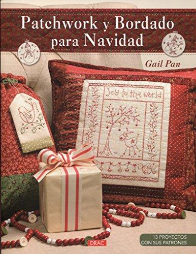Patchwork Y Bodado Para Navidad