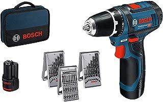 Bosch Professional GSR 12V-15 - Atornillador a batería (2