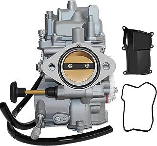 Carburetor Carb Compatible for Yamaha Big Bear 350 87-96 YFM350FW 4x4 & 96-98 YFM350U ATV Quad Carb