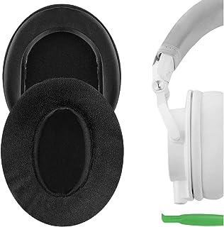 Geekria Almohadillas de Repuesto para AuricularesAudio-Technica ATH-M50 ,Auriculares Almohadillas