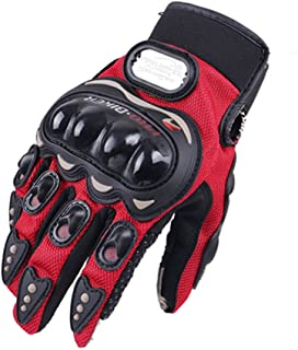 Touchscreen Motorcycle Gloves Cross Country Motorcycle Gloves Outdoor Bike Gloves Bike Racing Gloves Driving Glove