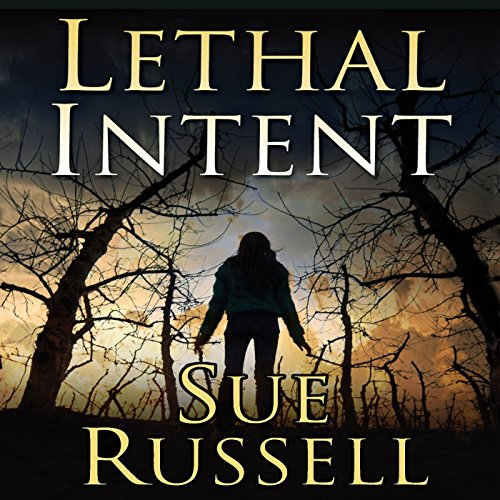 Lethal Intent audiobook cover art