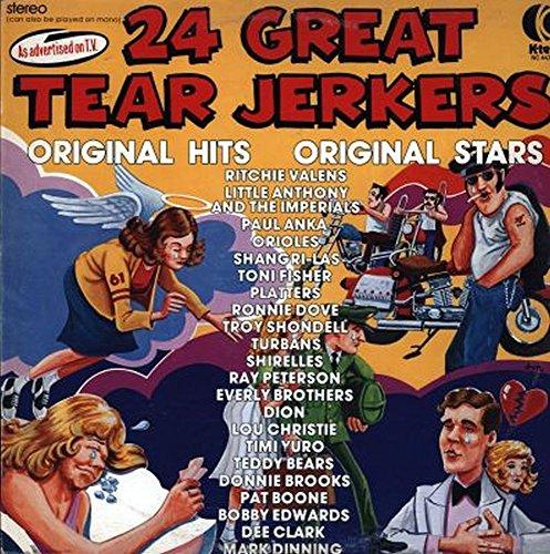 Various Artists - 24 Great Tear jerkers - k-tel - NC 447 - Canada - VG++/VG++ LP