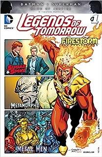 Legends of Tomorrow #1 Comic Book
