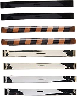 Goody 1941119 Classics Stay Tight Barrettes, Patterned ' 8 Units