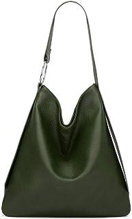 BUKESIYI Damen Tasche Schultertasche Handtasche Frauen Klein Weekender PU Leder CCDE77121