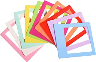 Polaroid Colorful 3 x 4 Mini Photo Picture Frames For 2 x 3 Photo Paper (POP), 10