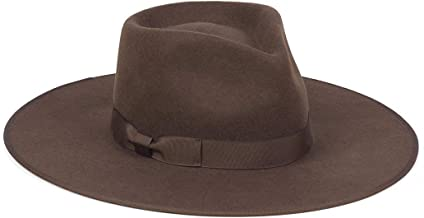 Lack of Color Women's Coco Rancher Wool Fedora Hat