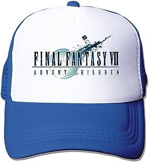 Cool Final Fantasy VII: Advent Children Trucker Mesh Baseball Cap Hat