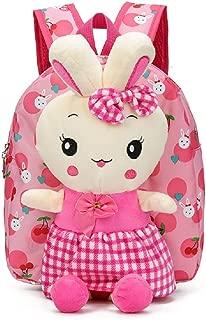 Suerico Kid Toddler Backpack Baby Boys Girls Pre School Bags Cute Cartoon Backpacks for Children 2-5 Years Old