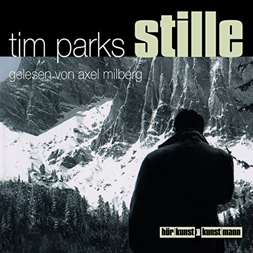 Stille audiobook cover art