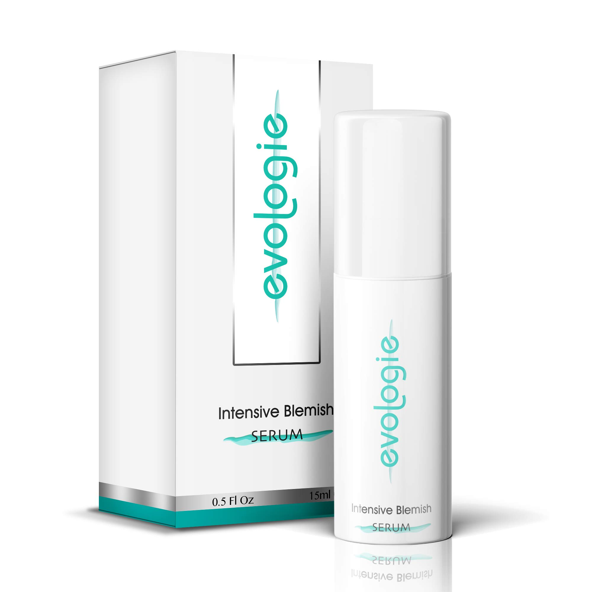 Evologie Intensive Ingredients Blemishes Irritation