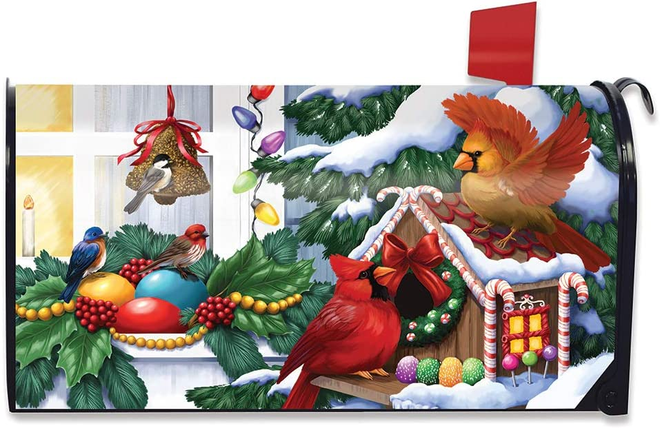 Briarwood Lane Home Special Fashion price for The Magnetic Holidays Mailbox Christmas