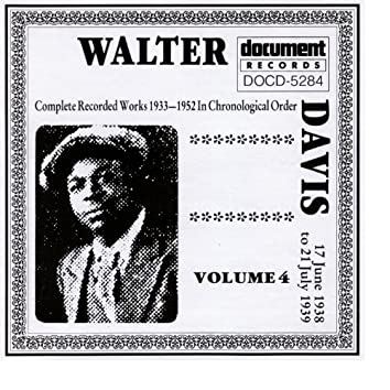 Walter Davis Vol. 4  1938-1939