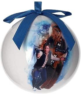 Star Wars Ornament Han Solo & Chewbacca Toys Decorazioni