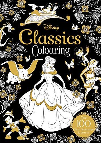 Disney Classics Colouring (Taschenbuch)