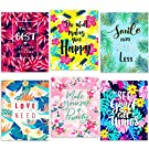 2 Pocket Folders - Letter Size Decorative File Folders for School, Office and Home, Cute Colored File Folders with 12 Designs Assorted, 9.5x11.5 Inches