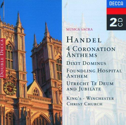 Handel: Dixit Dominus, HWV 232 - 1. Dixit Dominus