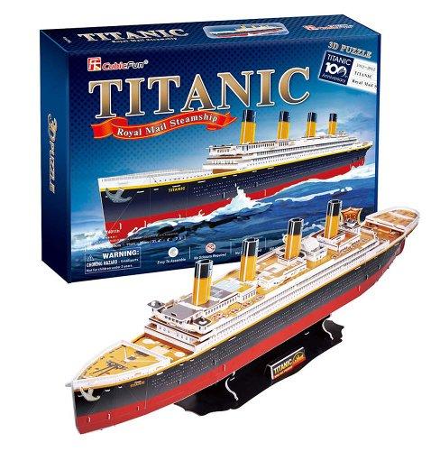 3D Puzzle Titanic Big Size