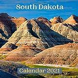 South Dakota Calendar 2021
