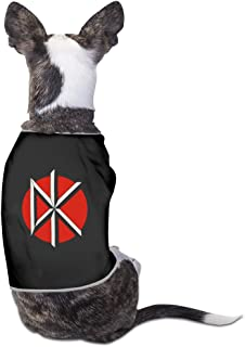 Dog Shirt-Cute Dead Kennedys Band Logo Pet Clothing