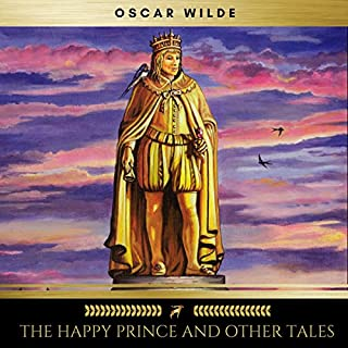 The Happy Prince and Other Tales audiobook cover art