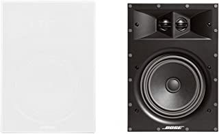 Bose Virtually Invisible 891 In-Wall Speaker- Pair (White)