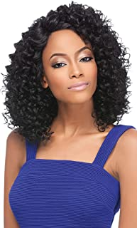 Outre Lace Front Wig - DONNA (1B - Off Black)