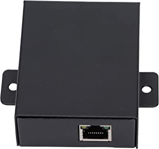 Gind Répéteur POE, répéteur Ethernet Robuste et Durable de Protection Contre l'isolation des Circuits, Pas d'alimentation ...