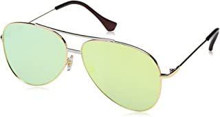 Item 8 Dd.5 Aviator Gold Women's Designer Sunglasses by Foster Grant