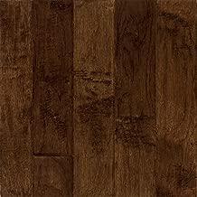 Bruce Hardwood Floors EEL5202A Frontier Hand-Scraped Wide Plank Engineered Hardwood Flooring, Bison