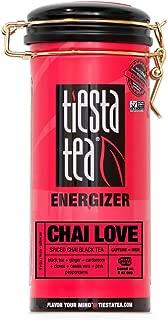 timothy's chai tea