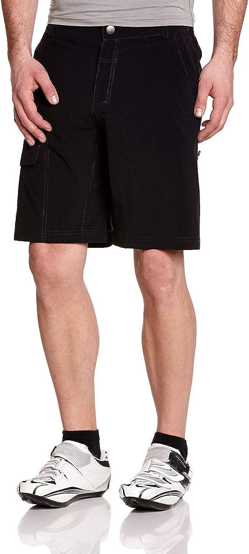 (30, Black) - Gonso Arico V2 Bike Shorts Men, Men, Arico V2 Bike-Shorts