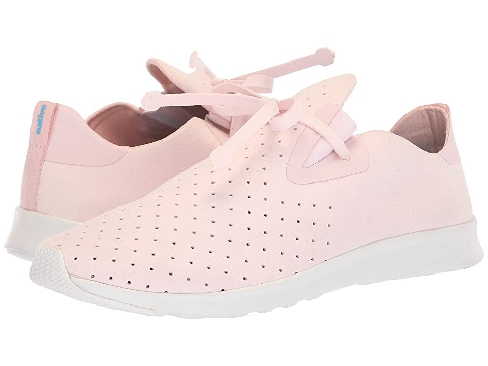 Native Shoes Apollo Moc (Cold Pink/Shell White/Shell Rubber) Shoes
