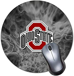 ohio state buckeyes mouse pad