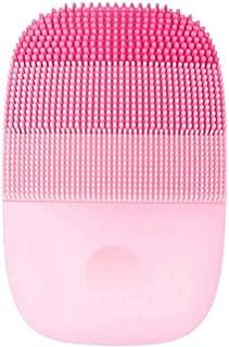 Elektrisch gezichtsreinigingsinstrument Ultrasone siliconen gezichtswasborstel IPX7 waterdicht draagbaar voor alle huidtypes