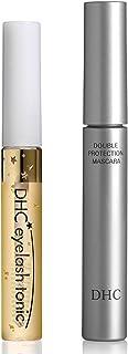 DHC Perfect Lash Set, includes DHC Eyelash Tonic 0.21 fl. oz. & DHC Mascara Perfect Pro Double Protection (Black) 0.17 oz.