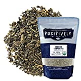 Organic Positively Tea Company, Pinhead Gunpowder, Green Tea, Loose Leaf, 16 Ounce