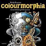 Colourmorphia : Carnet de coloriage et d'inspiration