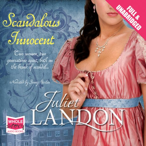 Scandalous Innocent audiobook cover art